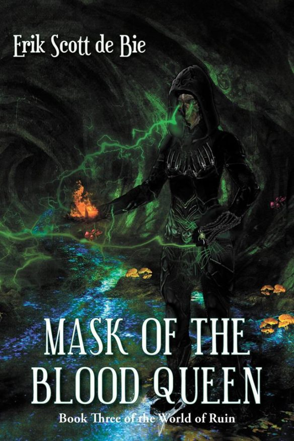 Mask of the Blood Queen, Book 3 of the World of Ruin