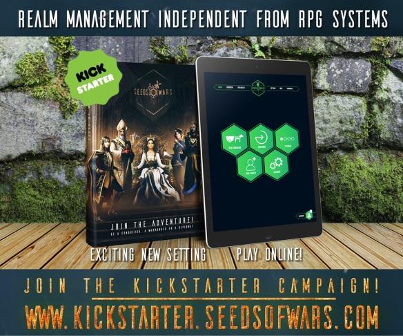 Seeds of Wars! | Worldswalker